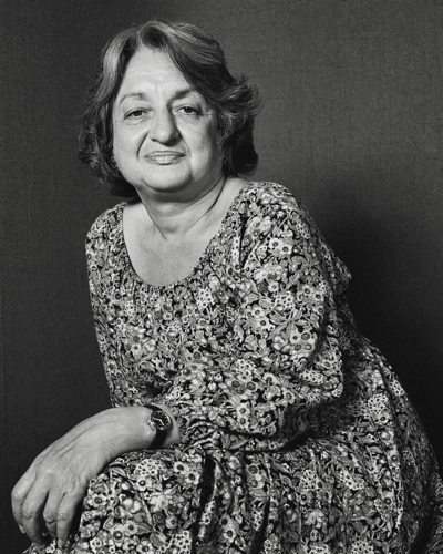 Betty Friedan by Mayotte Magnus